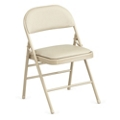 Treble Polyurethane Folding Chair, 51042