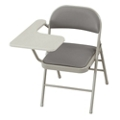 Treble Polyurethane Folding Chair with Tablet Arm, 51044