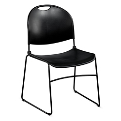 Snap Stack Chair with Tamper-Proof Design, 51547
