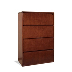 Four-Drawer Lateral File Cabinet, 30823
