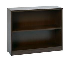 "Two Shelf Laminate Bookcase - 30""H, 32989"