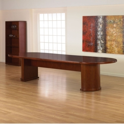 12' Racetrack Conference Table, 40758