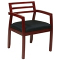 Wood Frame Guest Chair, 55602