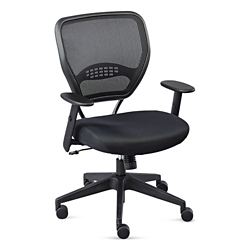 Linear Vertical Mesh Back Task Chair, 56069