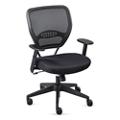 Linear Vertical Mesh Back Task Chair, 56069