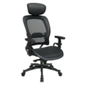 Mesh Office Chair with Headrest, 56931