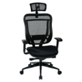 Mesh High Back Office Chair with Headrest, 57001
