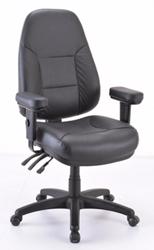 High Back Polyurethane Ergonomic Chair, 57533