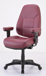 High Back Polyurethane Ergonomic Chair, 57533