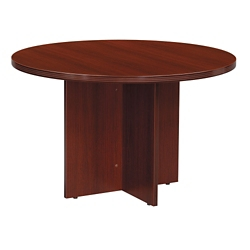 "Round Conference Table - 42""DIA, 46184"