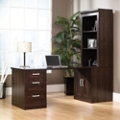 Library Desk with Bookcase and Storage Units, 31740
