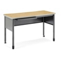 "Standing Height Desk - 55""W, 11005"