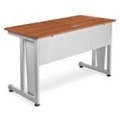 "Modular Computer Desk with Modesty Panel - 48""W x 24""D, 13632"