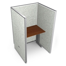 "Single Vinyl Workstation - 37""W x 63""H, 13640"