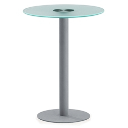 Tempered Glass End Table, 50963