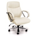 Big and Tall Mid Back Chair, 50974