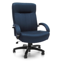 Big and Tall Fabric Executive Chair , 50896