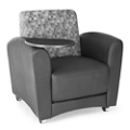 Reception Chair with Tablet, 75943