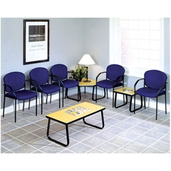Contemporary Table and Chair Reception Set, 86232