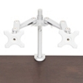 Double Monitor Arm - Clamp Mounted, 87846
