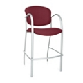 Cafe Height Fabric Chair, 44665