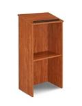 Full Floor Lectern with Shelf, 90308