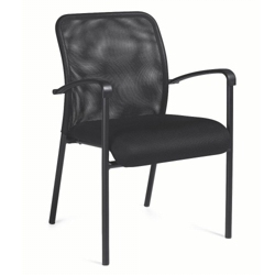 Mesh Back Guest Chair, 51382