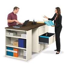 Office Storage Islands