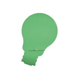 """29.5""""W x 45""""H Dry Erase Bulb Board, 81051"""