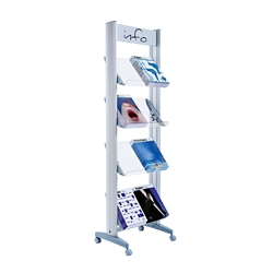 Medium Single Sided Literature Display , 82505