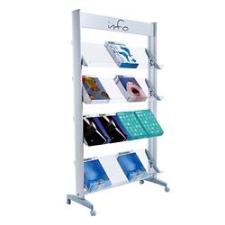X-Large Single Sided Literature Display , 82507