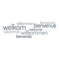 Welcome Decal, 82508