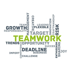 Teamwork Decal, 82516
