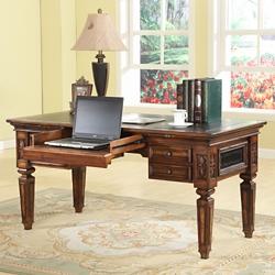 "Renaissance Style Writing Desk - 61.25""W, 14080"