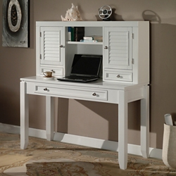 "Writing Desk with Hutch - 47""W, 14904"