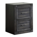 "Two Drawer Vertical File - 21""W, 14920"