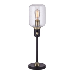 Single Bulb Desk Lamp, 82658