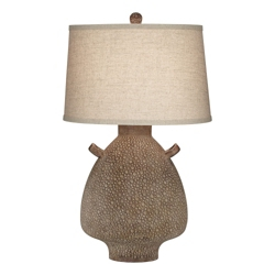 Terracotta Table Lamp, 82667