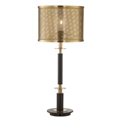 Perforated Shade Table Lamp, 82669
