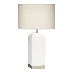 Rectangular Table Lamp, 82670