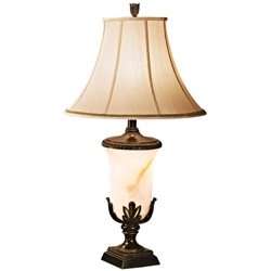 Glowing Base Table Lamp, 92060