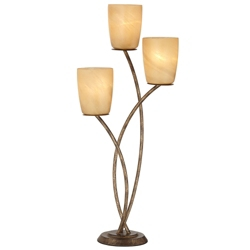 Three Stem Table Lamp, 92056