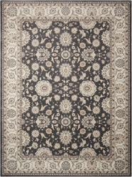 "Persian Crown Area Rug 5'3""W x 7'4""D, 91613"
