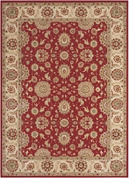 "Persian Crown Area Rug 9'3""W x 12'9""D, 91615"