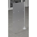 "Three Insert Single Add-On Divider - 72""H, 21373"