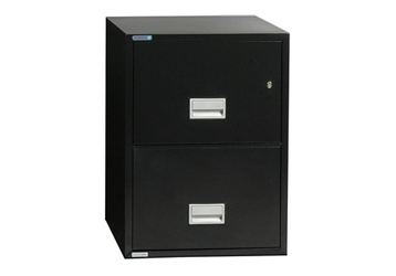 "Fireproof Two Drawer Vertical File - 16.875""W x 25""D, 34042"