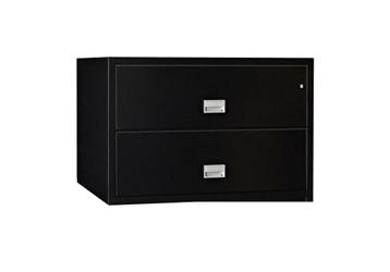 "Fireproof Two Drawer Lateral File - 44""W x 23.5""D, 32279"