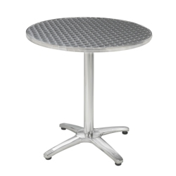"Outdoor Round Table - 28"" Diameter, 44008"