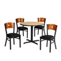 Circle Back Chair & Table Set, 44034