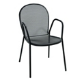 Metal Outdoor Chair, 50898